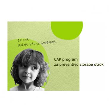 CAP program za preventivo zlorabe otrok